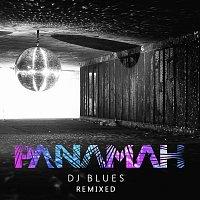 Přední strana obalu CD DJ Blues [Remixed]
