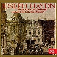 Pražský komorní orchestr, Dean Dixon – Symfonie č. 92 G dur a č. 48 C dur