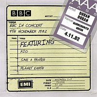 Duran Duran – BBC In Concert [4th November 1982, recorded at Hammersmith Odeon 4/11/82 tx 11/12/82] (4th November 1982, recorded at Hammersmith Odeon 4/11/82 tx 11/12/82)