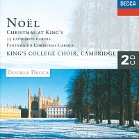 The Choir of King's College, Cambridge, Sir David Willcocks – Noel - Christmas at King's [2 CDs]