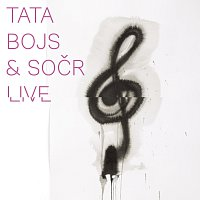 Přední strana obalu CD Live