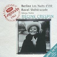 Régine Crespin, John Wustman, L'Orchestre de la Suisse Romande, Ernest Ansermet – Berlioz: Les Nuits d'été / Ravel: Shéhérazade, &c. – CD