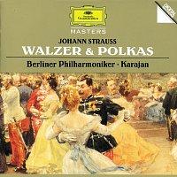 Berliner Philharmoniker, Herbert von Karajan – Strauss, J.I & J.II/Josef Strauss: Walzer & Polkas