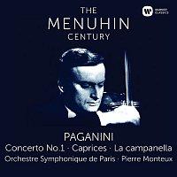 Yehudi Menuhin – Paganini: Violin Concerto No. 1, Caprices & La campanella