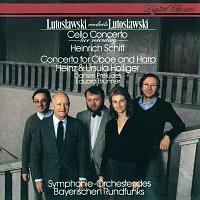 Witold Lutoslawski, Symphonieorchester des Bayerischen Rundfunks – Lutoslawski: Cello Concerto; Concerto For Oboe & Harp; Dance Preludes