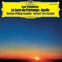 Berliner Philharmoniker, Herbert von Karajan – Stravinsky: Le Sacre du Printemps; Apollo