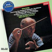 Přední strana obalu CD Wagner: Overtures & Preludes / Berlioz / Beethoven