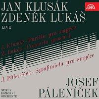 Sukův komorní orchestr – Jan Klusák, Zdeněk Lukáš, Josef Páleníček LIVE