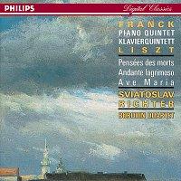 Sviatoslav Richter, Borodin Quartet – Franck/Liszt: Piano Quintet/Harmonies Poétiques et Religieuses/Ave Maria etc.