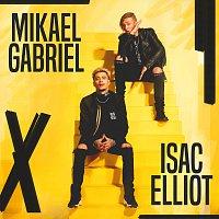 Přední strana obalu CD Mikael Gabriel x Isac Elliot