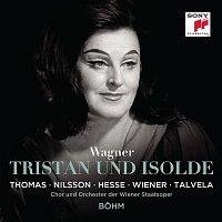 Karl Bohm, Birgit Nilsson, Richard Wagner, Orchester der Wiener Staatsoper, Jess Thomas – Wagner: Tristan und Isolde, WWV 90