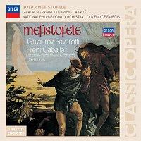 Přední strana obalu CD Boito: Mefistofele