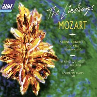 The Lindsays, Louise Williams – Mozart: String Quartet No. 19; String Quintet No. 6