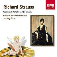 Jeffrey Tate, Rotterdam Philharmonic Orchestra – R.Strauss:Orchestral Operatic Music