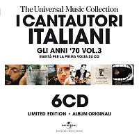 Různí interpreti – I Cantautori Italiani - Gli Anni '70 - Vol.3/The Universal Music Collection [Remastered]