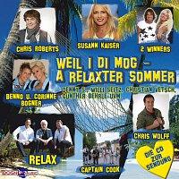 Různí interpreti – Weil i di mog- A relaxter Sommer