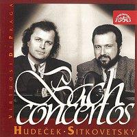Václav Hudeček, Dmitrij Sitkoveckij, Virtuosi di Praga, Dmitrij Sitkoveckij – Bach: Houslové koncerty