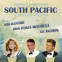 Přední strana obalu CD South Pacific: In Concert From Carnegie Hall