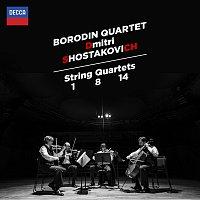 Borodin Quartet – Shostakovich: String Quartets Nos. 1, 8 & 14