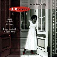 Ranee Lee – You Must Believe in Swing (feat. Ray Brown & Ed Thigpen)