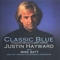 Přední strana obalu CD Classic Blue