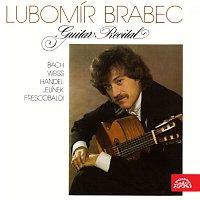 Lubomír Brabec – Kytarový recitál /Bach, Frescobaldi,Jelínek,Weiss,Händel/