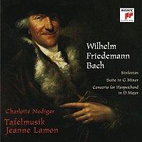 Tafelmusik, Jeanne Lamon, Wilhelm Friedemann Bach, Tafelmusik Baroque Orchestra – Wilhelm Friedemann Bach: Sinfonias & Suite in G Minor & Concerto for Harpsichord in D Major