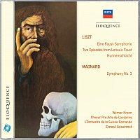 Werner Krenn, Choeur Pro Arte de Lausanne, L'Orchestre de la Suisse Romande – Liszt: Eine Faust-Symphonie; Magnard: Symphony No.3