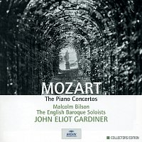 Malcolm Bilson, English Baroque Soloists, John Eliot Gardiner – Mozart, W.A.: The Piano Concertos