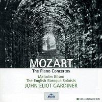 Malcolm Bilson, English Baroque Soloists, John Eliot Gardiner – Mozart, W.A.: The Piano Concertos