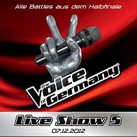 The Voice Of Germany – 07.12. - Die Battles aus der Liveshow #5