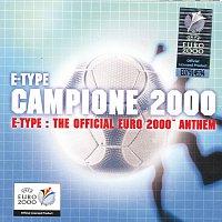 Přední strana obalu CD Campione 2000 - The Official Euro 2000 Anthem