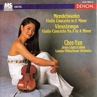 Jesus Lopez-Cobos, London Philharmonic Orchestra – Mendelssohn: Violin Concerto in E Minor, Op. 64