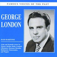 George London – Famous voices of the past - George London
