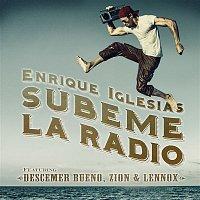Přední strana obalu CD Súbeme La Radio