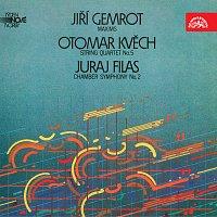 Orchestra puellarum Pragensis/Svárovský, Pražákovo kvarteto – Týden nové tvorby 1987 (Gemrot, Kvěch, Filas)