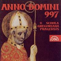 Přední strana obalu CD 1000 let sv.Vojtěcha / Anno Domini 997
