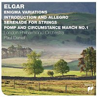London Philharmonic Orchestra, Edward Elgar, Paul Daniel – Elgar: Enigma Variations