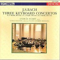 English Chamber Orchestra, George Malcolm – Bach: Three Keyboard Concertos