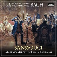 Ramin Bahrami, Massimo Mercelli – Bach Sanssouci