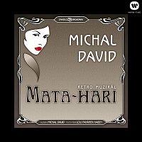 Přední strana obalu CD Mata Hari