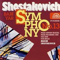 Symfonický orchestr hl. m. Prahy FOK, Maxim Šostakovič – Šostakovič: Symfonie č. 13 Babi Yar