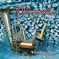 Přední strana obalu CD Wirtshaus Musi Ausgabe Nr.1