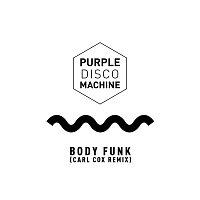Přední strana obalu CD Body Funk (Carl Cox Remix)