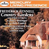 "Eastman-Rochester ""Pops"" Orchestra, London ""Pops"" Orchestra, Frederick Fennell – Grainger: Country Gardens &c/Coates:The Three Elizabeths"