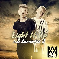 Marcus, Martinus, Samantha J. – Light It Up