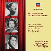 Sir Georg Solti, Renata Tebaldi, Ettore Bastianini, Giulietta Simionato – An Evening At The Lyric Opera Of Chicago