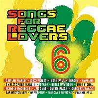 Various Artists.. – Songs For Reggae Lovers Vol. 6