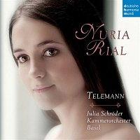 Nuria Rial & Kammerorchester Basel – Telemann