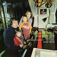 André Previn – Prokofiev: Peter and the Wolf - Britten: The Young Person's Guide to the Orchestra